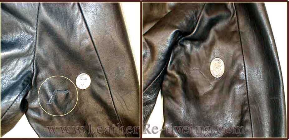 Similiar Leather Coat Repair Keywords